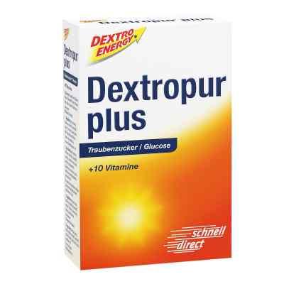 Dextropur plus Pulver  bei versandapo.de bestellen