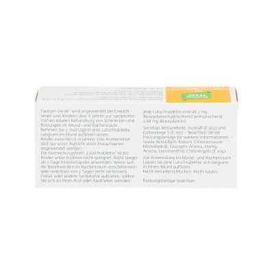Tantum Verde 3 mg Lutschtabletten mit orange-honiggeschm.  bei versandapo.de bestellen