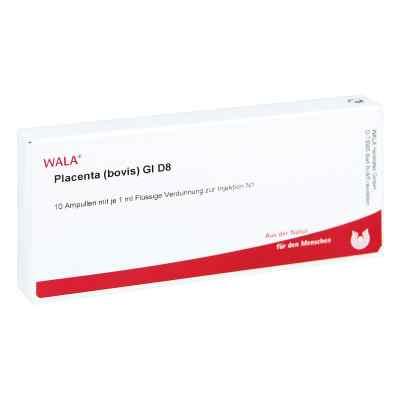 Placenta Bovis Gl D 8 Ampullen  bei versandapo.de bestellen