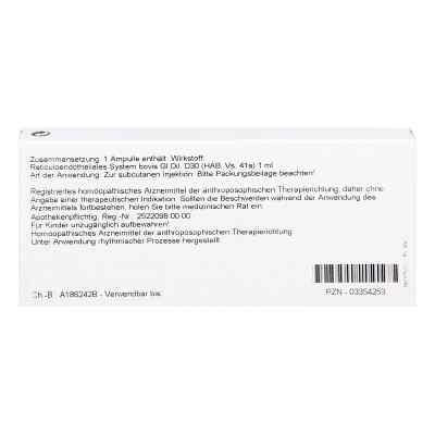 Reticuloendotheliales Sys. Gl D30 Ampullen  bei versandapo.de bestellen
