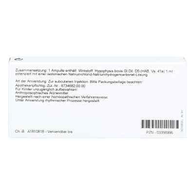 Hypophysis Gl D 5 Ampullen  bei versandapo.de bestellen