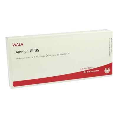 Amnion Gl D 5 Ampullen  bei versandapo.de bestellen