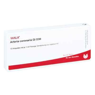 Arteria Coronaria Gl D 30 Ampullen  bei versandapo.de bestellen