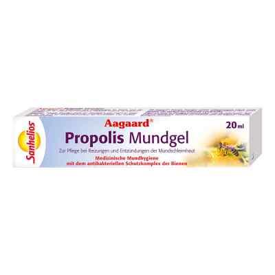 Aagaard Propolis Mundgel  bei versandapo.de bestellen