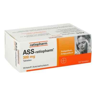 ASS-ratiopharm 300mg  bei versandapo.de bestellen