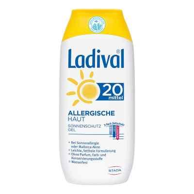 Ladival allergische Haut Gel Lsf 20  bei versandapo.de bestellen