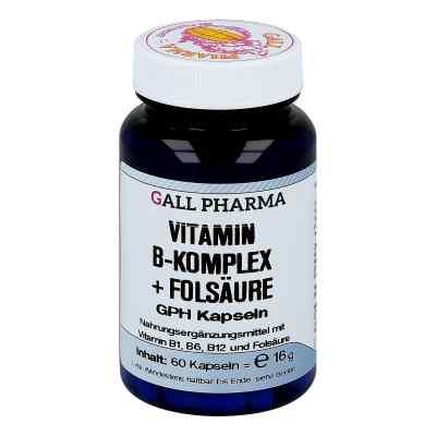 Vitamin B Komplex+folsäure Kapseln  bei versandapo.de bestellen