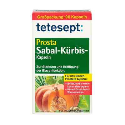 Tetesept Prosta Sabal-Kürbis Kapseln  bei versandapo.de bestellen