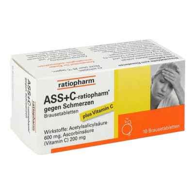 ASS+C-ratiopharm gegen Schmerzen  bei versandapo.de bestellen