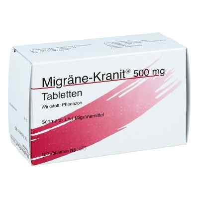 Migräne-Kranit 500mg  bei versandapo.de bestellen