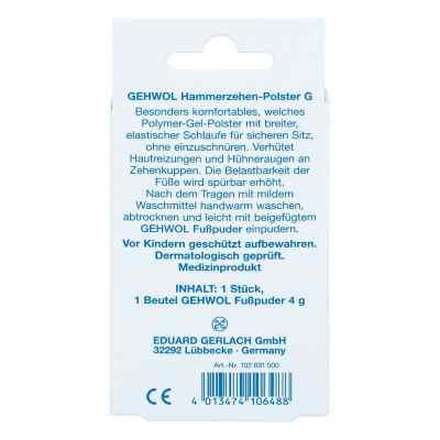 Gehwol Polymer Gel Hammerzehenpolster G rechts  bei versandapo.de bestellen