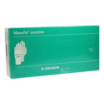 Manufix Unters.handschuhe sensitiv pf. klein  bei versandapo.de bestellen