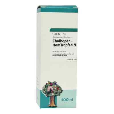 Cholhepan Homtropfen N  bei versandapo.de bestellen