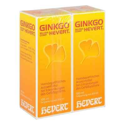 Ginkgo Biloba compositus Hevert Tropfen  bei versandapo.de bestellen