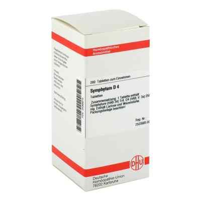 Symphytum D 4 Tabletten  bei versandapo.de bestellen