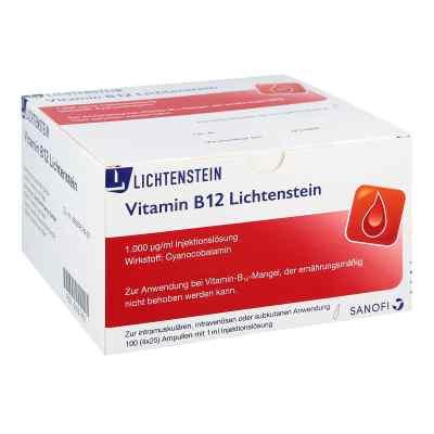 Vitamin B12 1000 [my]g Lichtenstein Ampullen  bei versandapo.de bestellen