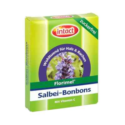 Florimel Salbeibonbons mit Vitaminen  C zuckerfrei  bei versandapo.de bestellen