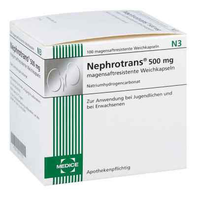 Nephrotrans 500mg  bei versandapo.de bestellen