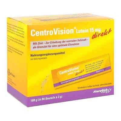 Centrovision Lutein 15 mg direkt Granulat  bei versandapo.de bestellen