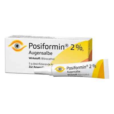 Posiformin 2% Augensalbe  bei versandapo.de bestellen