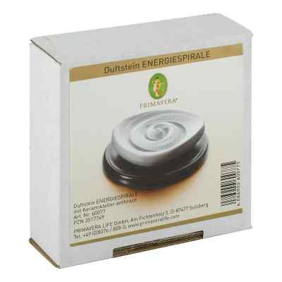 Duftstein Energiespirale Keramikteller schwarz   bei versandapo.de bestellen