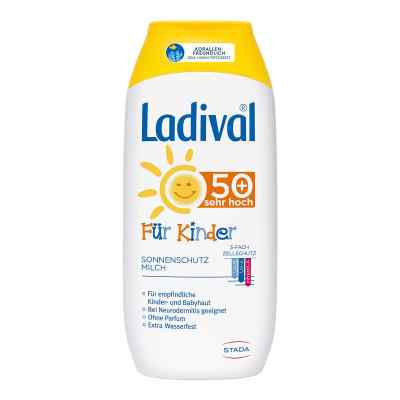Ladival Kinder Sonnenmilch Lsf 50+  bei versandapo.de bestellen