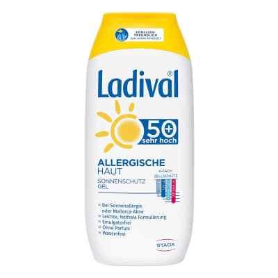 Ladival allergische Haut Gel Lsf 50+  bei versandapo.de bestellen