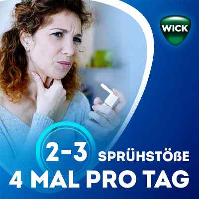 WICK Sulagil Halsspray  bei versandapo.de bestellen
