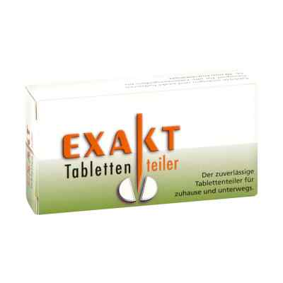 Exakt Tablettenteiler  bei versandapo.de bestellen
