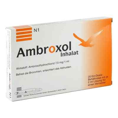 Ambroxol Inhalat 15ml/2ml  bei versandapo.de bestellen