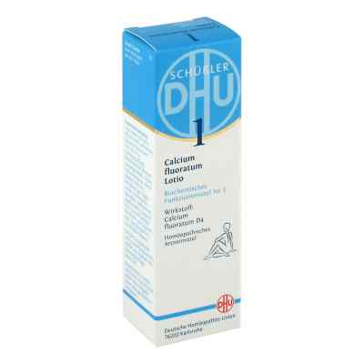 Biochemie Dhu 1 Calcium fluorat.D 4 Lotio Creme  bei versandapo.de bestellen