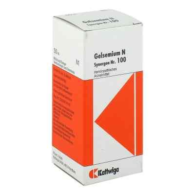 Synergon 100 Gelsemium N Tropfen  bei versandapo.de bestellen