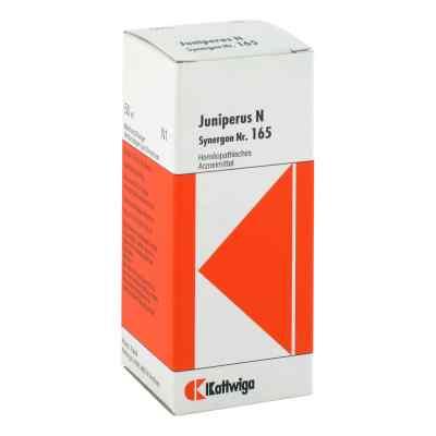 Synergon 165 Juniperus N Tropfen  bei versandapo.de bestellen