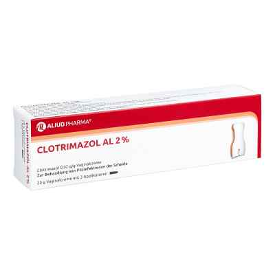 Clotrimazol AL 2%  bei versandapo.de bestellen