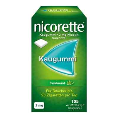 Nicorette 2mg freshmint  bei versandapo.de bestellen