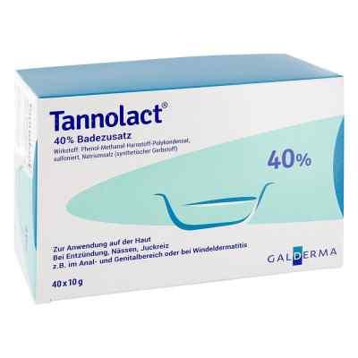 Tannolact 40% Badezusatz Beutel  bei versandapo.de bestellen