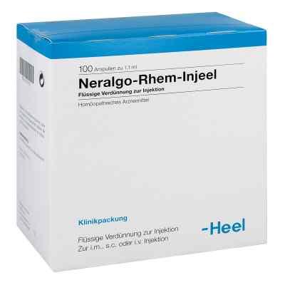 Neralgo Rhem Injeel Ampullen  bei versandapo.de bestellen