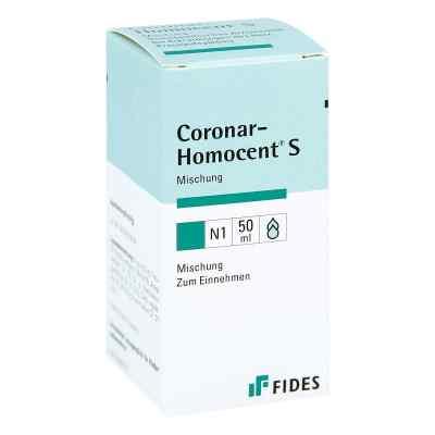 Homocent Coronar S Tropfen  bei versandapo.de bestellen