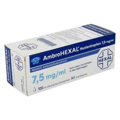 AmbroHEXAL Hustentropfen 7,5mg/ml  bei versandapo.de bestellen