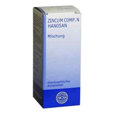 Zincum Comp. N Hanosan flüssig  bei versandapo.de bestellen