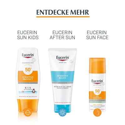 Eucerin Sun Sensitive Protect Lotion Extra Light LSF 30  bei versandapo.de bestellen