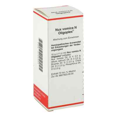 Nux Vomica N Oligoplex Liquidum  bei versandapo.de bestellen