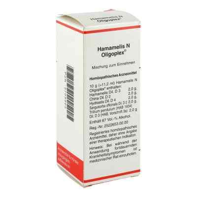 Hamamelis N Oligoplex Liquidum  bei versandapo.de bestellen