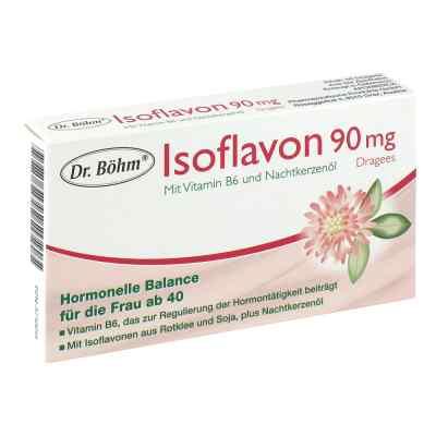 Isoflavon 90 mg Doktor  Böhm Dragees  bei versandapo.de bestellen