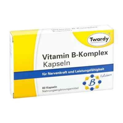 Vitamin B-Komplex Kapseln  bei versandapo.de bestellen