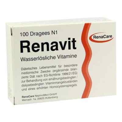 Renavit überzogene Tabletten  bei versandapo.de bestellen