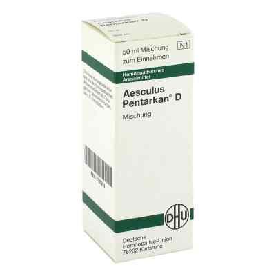 Aesculus Pentarkan D Liquidum  bei versandapo.de bestellen