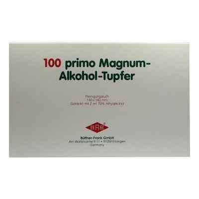 Alkoholtupfer Primo Magnum  bei versandapo.de bestellen
