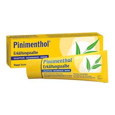 Pinimenthol Erkältungssalbe  bei versandapo.de bestellen