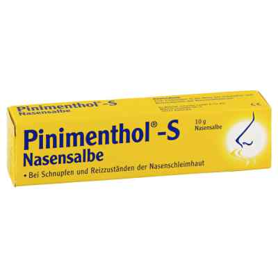 Pinimenthol S Nasensalbe  bei versandapo.de bestellen